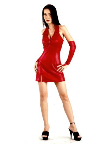 Red Hot Club Dress