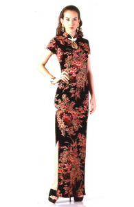 Fashionable Cheongsam Dress