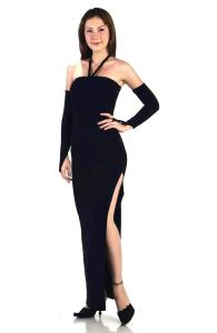 Fashionable Evening Dress