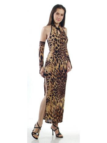 Asian Tiger Dress