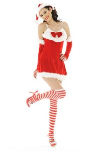 Miss Claus Outfit