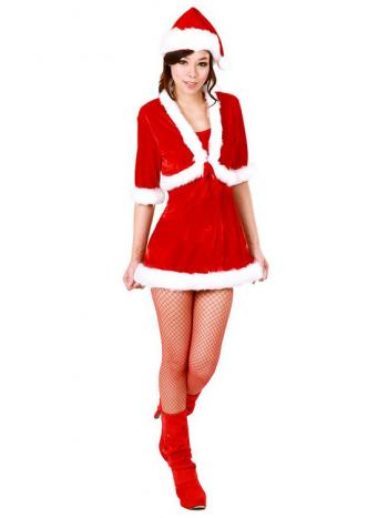 Santa\'s Helper Costume