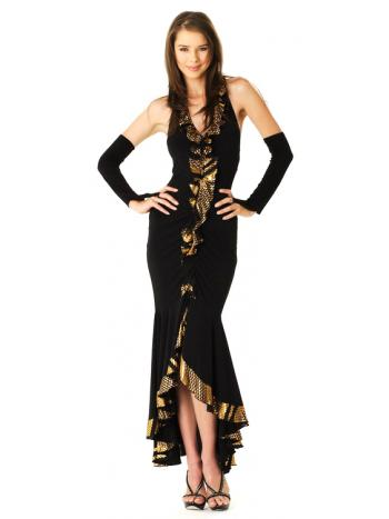 Sultry Evening Dress