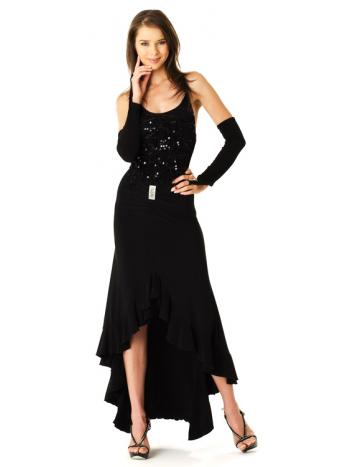 Stylish Black Dance Dress