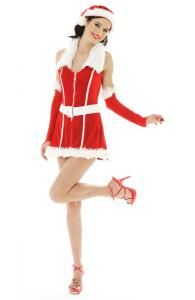 North Pole Flirt Dress