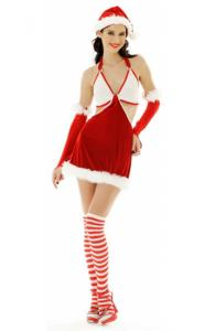 Sleigh Ride Santa Costume