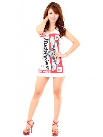 Budweiser Girl Dress