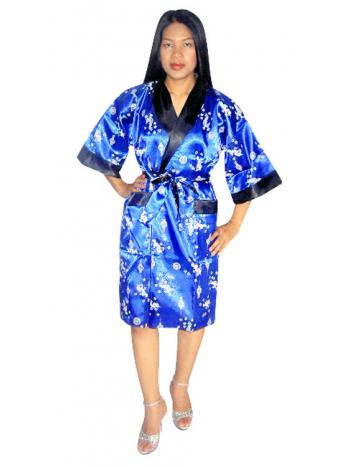 Thai Silk Robe