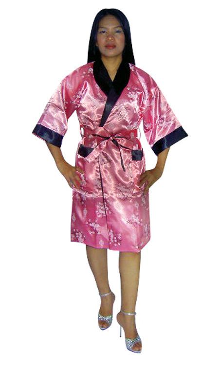 Chinese Silk Robe - Loungewear - Neve Bianca 1e73a088b