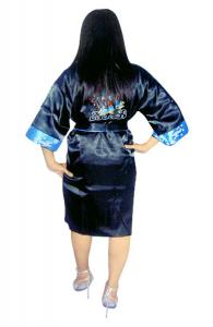 Dragon Print Robe