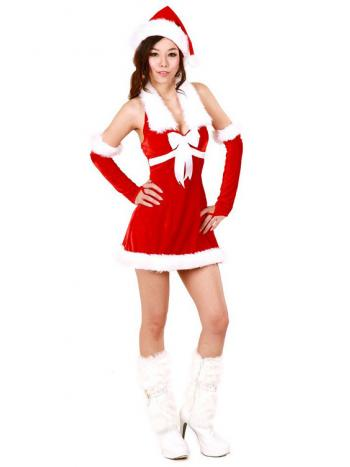 Pretty Woman Christmas Suit