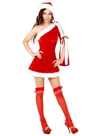 03a3cf3faf107 Santa Mini Dress - Santa Dresses - Neve Bianca