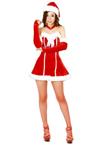 Santa Sweetheart Costume