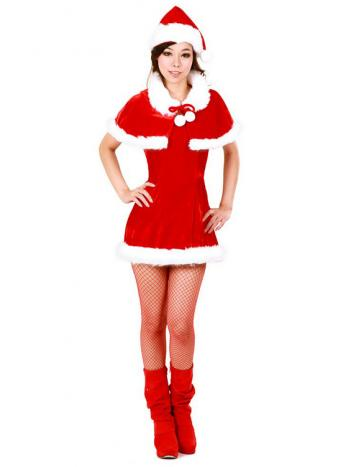 Cuddly Christmas Costume
