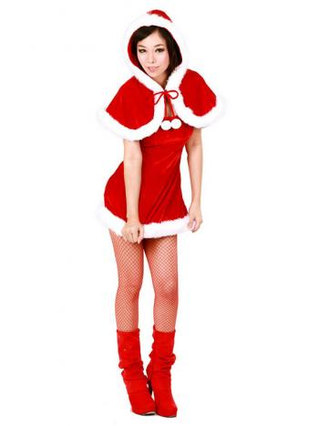 Naughty Santa Uniform