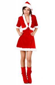 01a4095a6ad0d Awesome Miss Santa Dress. Beautiful Christmas Set