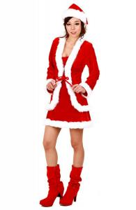 Stunning Santa Womens Dress