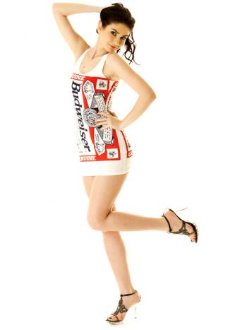 Budweiser Club Dress