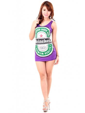 Royal Heineken Dress